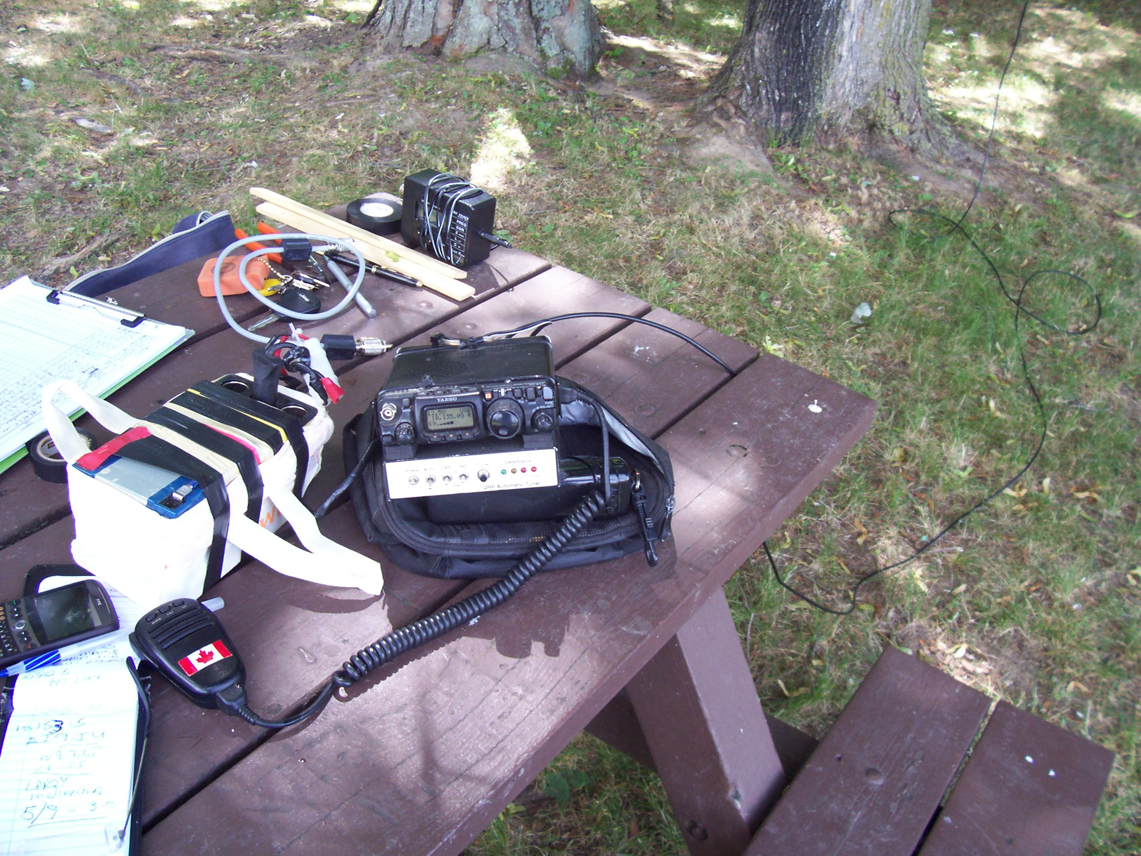 Tuning Time For The Icom Ah 4